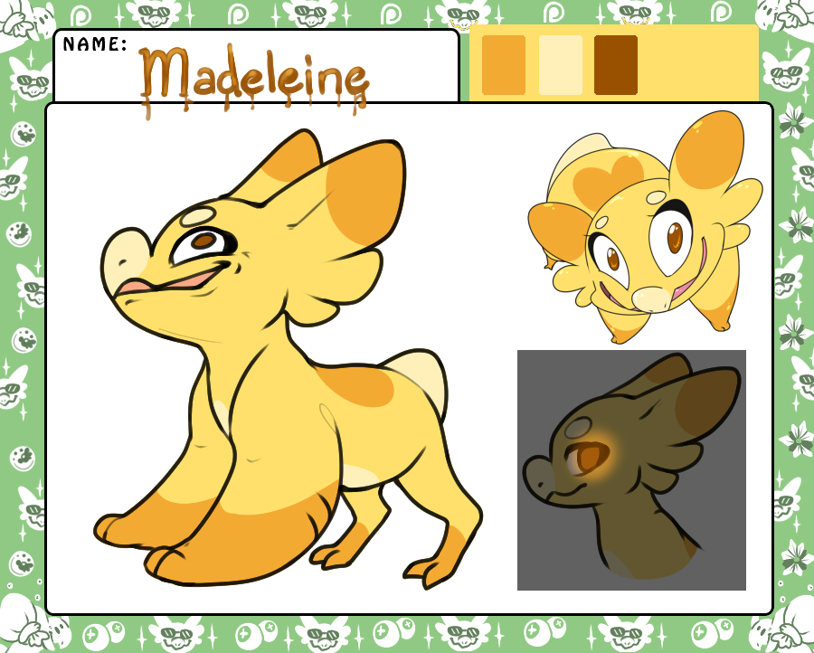 Madeleine | Wyngling App | approved by sidefury