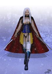 Snow White by Halowan