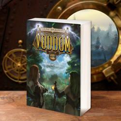 Voddom-libro-maqueta2 by Halowan