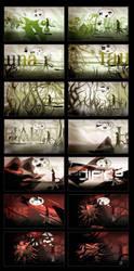 evolution by PsychedelicPolka