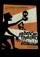 Amator Tiyatro Gunleri by PsychedelicPolka