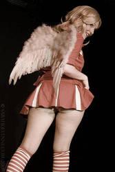 Cheerleader Angel by KayNS