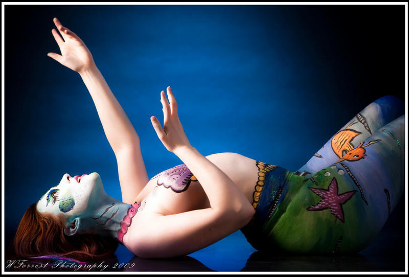 Mermaid's Plea by KayNS