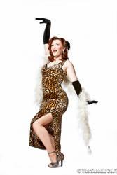 Leopard Dress 2 by KayNS