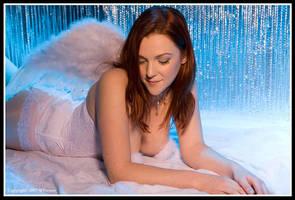 Demure Angel by KayNS