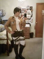 Levi Rivaille Cosplay Complete by CasuallyDisregarding