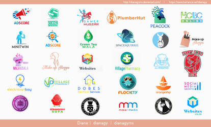 Logo - March Summary by DianaGyms