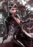Catwoman 0027 by RaffaeleMarinetti