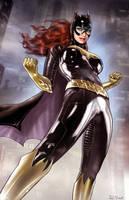 Batgirl 05 by RaffaeleMarinetti
