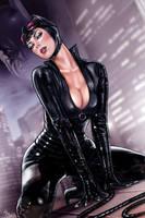 Catwoman t089s by RaffaeleMarinetti