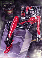 Harley Quinn hs021 by RaffaeleMarinetti