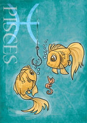 Pisces - The Fish by NrgRush