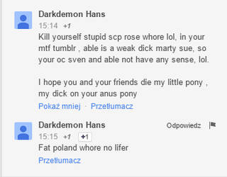 Help me report this person! by SCP-Rose