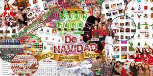 SUPERMEPAPACK Navidad/Christmas by Mjzo