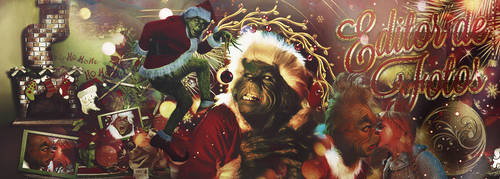 The Grinch|EDF. by Mjzo