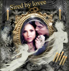 Damon and Elena: Sired by LOVE by LadyRaw90