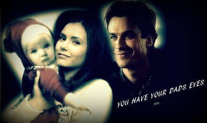 TVD: you have you dads eyes... by LadyRaw90