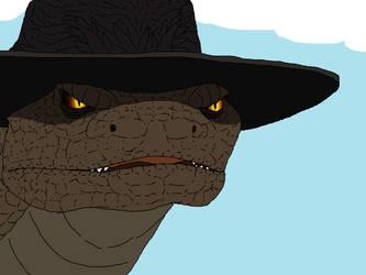 Rattlesnake Jake by Redspets