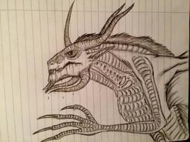 Demon oc by Redspets