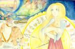 The Golden Compass by kemurai6