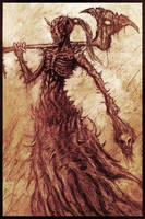 The Squalid Executioner by Eemeling