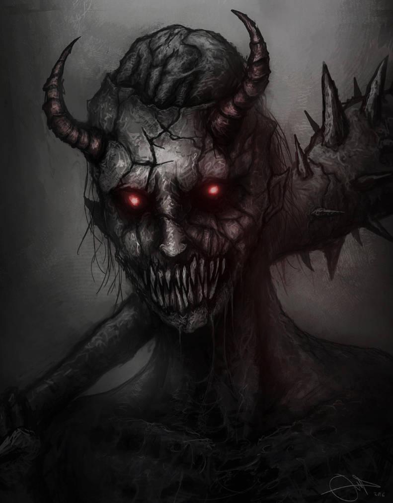 Demon by Eemeling