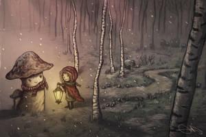 Woods by Eemeling