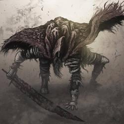 Slave Knight Gael by Eemeling