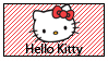 Hello Kitty Stamp by Sleepy-Stardust