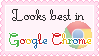 Looks best in Google Chrome Stamp by Sleepy-Stardust