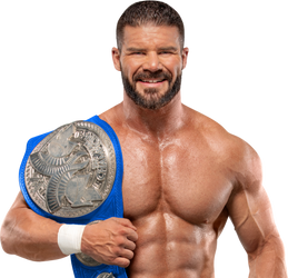Bobby Roode SmackDown TTC Png Render By SantiagoGH by SantiagoGH