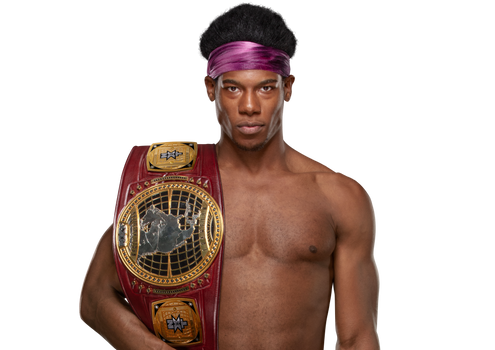 Velveteen Dream New Png Render North American Cham by SantiagoGH