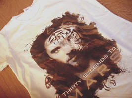 My 30stm shirt by PixieDrunk