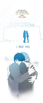 I had you by SpKunei