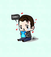 Connor, NO! by SpKunei