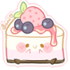 Berry Cheesecakie by Sarilain