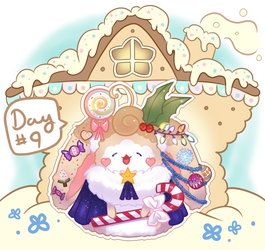 [CLOSED] Fluffbits Advent Calendar: Day 9 by Sarilain
