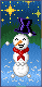snowman teamwork by TanteTabata