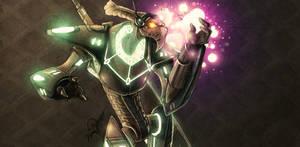 More Rikti Love--I mean fan art by Techta