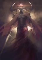 gothic demon by ccornet