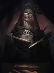 harbringer of skulls 2 by ccornet
