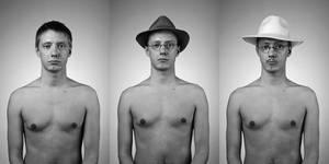 Three Versions no. 2 by UffeJakobsen