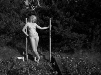 Nudist no. 2 by UffeJakobsen