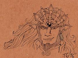 True King of Hyrule by stylecheetah