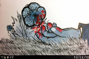 Inktober #28: Fall by stylecheetah