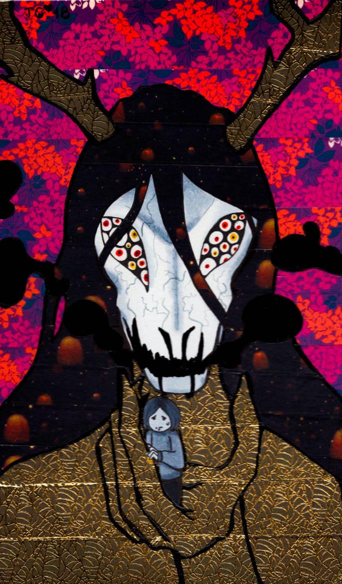 Inktober #11: Cruel by stylecheetah