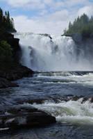 Waterfall III by CrazyCloud-stock