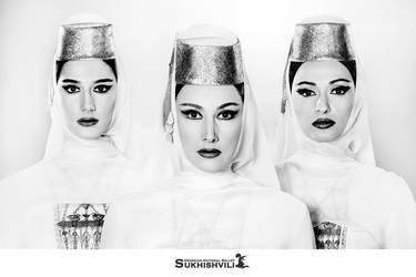 Sukhishvili by LadyMartist