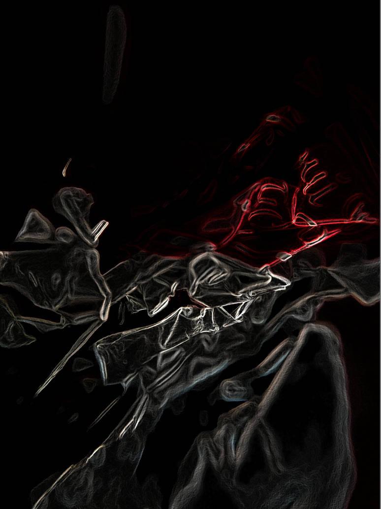 #Macroneon (7) by Shvestko