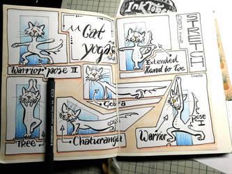 Day 26: Stretch by Lineke-Lijn